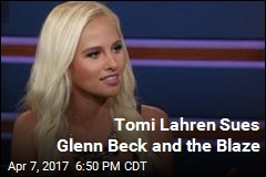 Tomi Lahren Sues Glenn Beck and the Blaze