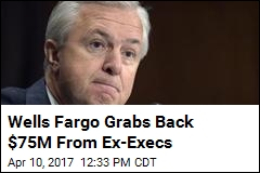Ex-Wells Fargo CEO Stripped of $28M More in Sales Scandal