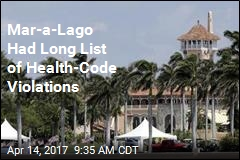 Mar-a-Lago Had Long List of Health-Code Violations