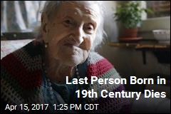 World's Oldest Person Dies at 117 in Italy