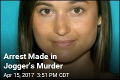 Arrest Made in Jogger's Murder