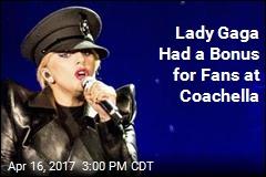 Gaga's Surprise at Coachella: a New Song