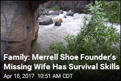Wife of Merrell Shoe Founder Missing in Grand Canyon