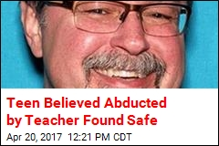 Fugitive Teacher Arrested, Teen Student Found Safe