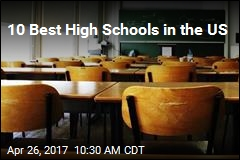10 Best High Schools in the US
