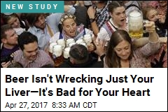 Drinking Beer Leads to Irregular Heart Rhythms