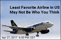 Least Favorite Airline in US May Not Be Who You Think