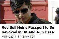 Red Bull Heir's Passport to Be Revoked in Hit-and-Run Case