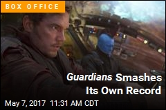 Guardians Rules the Galaxy