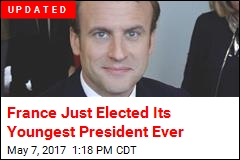 France Just Elected Its Youngest President Ever