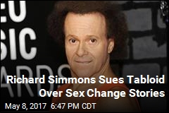 Richard Simmons Takes on Enquirer for 'Cruel' Stories