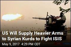 Turkey Accuses US of Arming Terrorists to Fight Terrorists