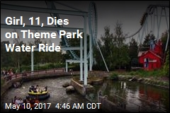 Girl, 11, Dies on Theme Park Water Ride