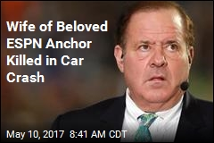 Wife of ESPN's Chris Berman Killed in Car Crash