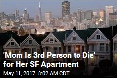 Elderly SF Woman Faced Eviction on Her Deathbed