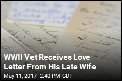 WWII Vet Reunited With Love Letter 72 Years Later