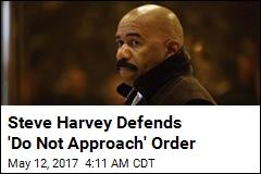 Steve Harvey: Dressing Room Was Like a 'Prison'