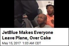 Family Kicked Off JetBlue Flight Over ... Birthday Cake