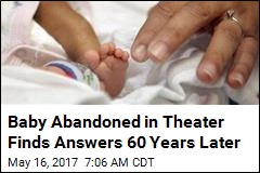 Baby Abandoned in Theater Finds Answers 60 Years Later