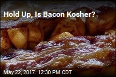 Hold Up, Is Bacon Kosher?