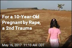 10-Year-Old Pregnant by Rape Had to Fight to Abort