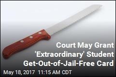 Aspiring Surgeon May Avoid Jail Time for Stabbing Boyfriend