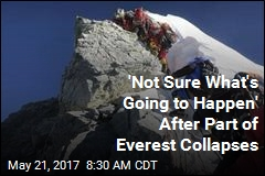 Iconic Everest Feature Has Collapsed