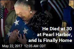 Sailor Killed at Pearl Harbor Finally Buried in Michigan