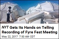 Next From Fyre Fest's Ashes: Lawsuits, FBI Investigation