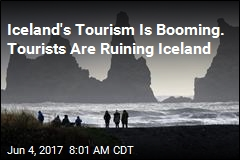 Iceland's Tourism Is Booming. Tourists Are Ruining Iceland