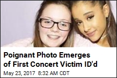 First Victim ID'd Once Had Photo Taken With Ariana