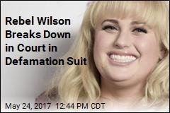 Rebel Wilson Says Magazine Lies Nearly Ruined Career