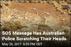 SOS Message Has Australian Police Scratching Their Heads