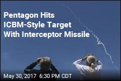 Missile-Defense System Test Called a Success