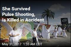 Orlando Shooting Survivor Killed in Accident