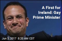 A First for Ireland: Gay Prime Minister