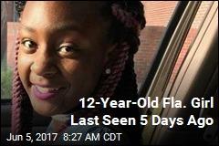 $20K Offered in Case of Missing Fla. Girl, 12