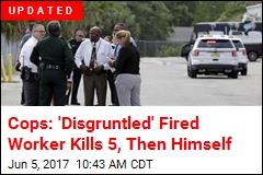 'Multiple Fatalities' in Shooting in Florida