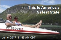 5 Safest, Least Safe States