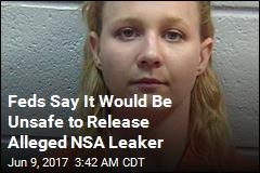 Alleged NSA Leaker Refused Bail