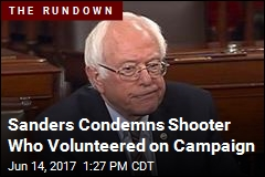 Sanders Condemns Shooter Who Volunteered on Campaign