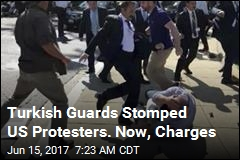 Turkish Guards Stomped US Protesters. Now, Charges