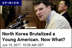 North Korea Brutalized a Young American. Now What?