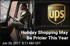 Holiday Shopping May Be Pricier This Year