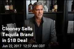 Clooney Sells Tequila Brand in $1B Deal