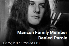Manson Family Member Denied Parole