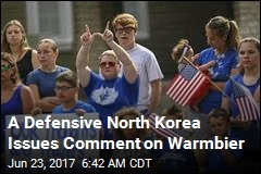 Pyongyang Denies Torturing Otto Warmbier