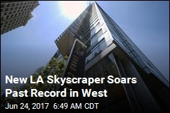 LA's New Skyscraper Is Now Tallest in West