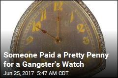 Al Capone, Bonnie and Clyde's Precious Items Are Sold