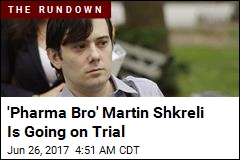 'Pharma Bro' Martin Shkreli Is Going on Trial